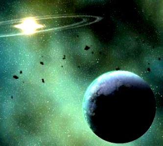 Astronomii au găsit un obiect ceresc metalic necunoscut, mult mai mare decât Jupiter!