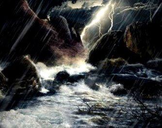 4 ipoteze privind potopul gigantic ce a distrus lumea în anul 10.000 î.Hr... Au fost implicaţi şi extratereştrii?