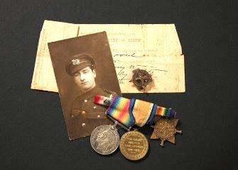 Uimitorul caz al lui Edward Austrian: soldatul mort în primul război mondial, dar reîncarnat 25 de ani mai târziu