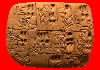 Tăbliţele misterioase din Iraq care demonstrează că locuitorii Atlantidei îşi aveau originea în galaxii îndepărtate