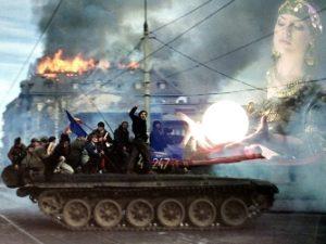 """Clarvăzătoarea Doris a văzut """"Revoluţia română din 89"""" cu câteva luni înainte? Mai multe profeţii au fost publicate în diverse ziare..."""