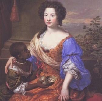 """Portretul Louisei de Kerouaille, ducesă de Portsmouth: """"Sunt frumoasă şi a naibii de bogată!"""""""