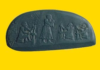 """EXCLUSIV! O tăbliţă misterioasă aflată la un muzeu din Cluj şi descoperită în România, se aseamănă perfect cu """"tăbliţele sumeriene Blau"""", descoperite în Iraq! Ce înseamna asta?"""