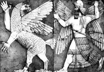 EXCLUSIV! O tăbliţă descoperită la Timişoara îl prezintă pe zeul babilonian Anzu. Asta înseamnă că vechile civilizaţii ale omenirii îşi au originea în România?