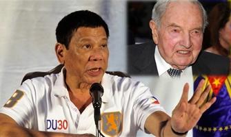 Preşedintele filipinez Duterte îi mătură pe bancherii Illuminati Rothschild din ţara sa