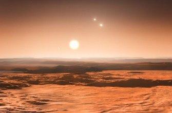 """Iată ce-au găsit astronomii: un """"Jupiter"""" cu trei sori!"""