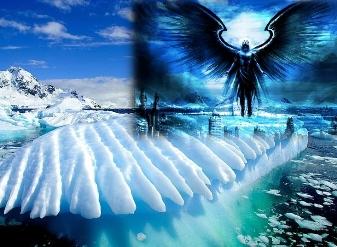 """Îngerii căzuţi din """"Cartea lui Enoh"""" au fost închişi în Antarctica şi trăiesc şi astăzi? De asta naziştii erau atât de interesaţi de Antarctica?"""