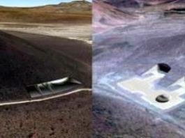 """OZN-urile şi cadavrele cu extratereştri nu sunt înmagazinate în celebra """"Zonă 51"""", ci într-o altă bază subterană secretă - """"Area S4"""""""