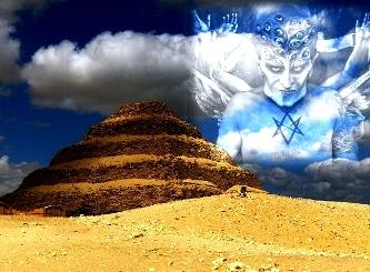 EXCLUSIV! Iar se ascund descoperirile arheologice? N-ar fi exclus ca sub cea mai veche piramidă din lume (cea din Kazahstan) să se fi descoperit mormântul unui zeu-extraterestru...