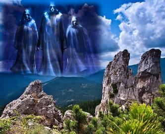 Enigmaticii călugări cu puteri paranormale din Munţii Rarăului... cine sunt ei?