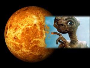 Este folosită planeta Venus ca avanspost intergalactic? Sau este utilizată în secret de către NASA?