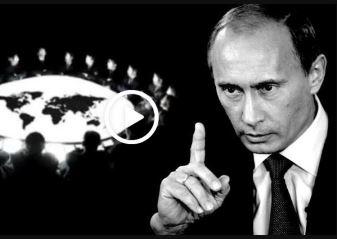 """Preşedintele Putin: """"Oamenii în negru"""" sunt adevăraţii conducători ai Americii"""