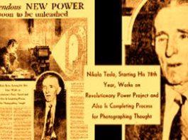 Un proiect secret al savantului Tesla: maşina de fotografiat gândurile