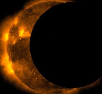 Fascinant! Cum apar eclipsele de Soare la celelalte planete?