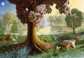 Fascinant: cercetătorii spun că au găsit locul unde se află Grădina Edenului din Biblie, acolo unde s-a născut omenirea