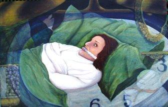 """Sindromul """"Baba Cloanţa"""" sau paralizia în timpul somnului e cauzat de o călătorie a inconştientului într-o altă dimensiune necunoscută nouă?"""