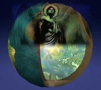 """EXCLUSIV! În Agartha, """"tărâmul magic"""" din interiorul Pământului, se află conducătorul acestui regat - Lucifer?"""