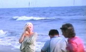 Ultima înregistrare video cu vedeta Marilyn Monroe, înainte ca aceasta să-şi piardă viaţa