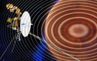 Nava spaţială NASA Voyager 2 a fost hăckuită de o inteligenţă extraterestră la 15 miliarde de km distanţă de Pământ?