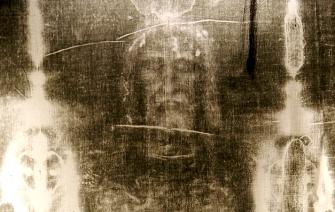 EXCLUSIV! Cercetătorii au descoperit un cuvânt ascuns pe Giulgiul din Torino al lui Iisus Hristos