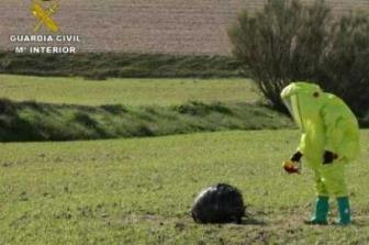 Panică printre locuitorii din sudul Spaniei: o serie de obiecte spaţiale misterioase au început să cadă din cer!