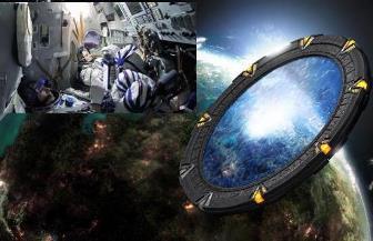 EXCLUSIV! Au reuşit ruşii să călătorească spre Saturn printr-o poartă stelară, pentru a ajunge astfel, instantaneu, spre marea galaxie vecină, Andromeda?