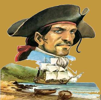 EXCLUSIV! Fabuloasa comoară a piratului francez Olivier Levasseur. A reuşit cineva s-o găsească?