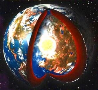 """Din secretele teoriei """"Hollow Earth"""": în interiorul Pământului s-ar afla oameni giganţi, ce trăiesc în armonie şi 900 de ani"""
