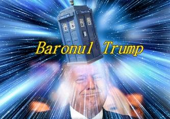 """În două cărţi din anii 1890 se vorbeşte despre """"baronul Trump"""", """"ultimul preşedinte american""""! Cine a făcut călătoria în timp?"""