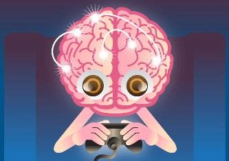 """Atenţie! Jocurile video de acţiune, ca de exemplu Counter-Strike, vă pot """"mânca"""" materia cenuşie din creier, pe când cele distractive, ca Super Mario, vă pot câştiga materie cenuşie"""