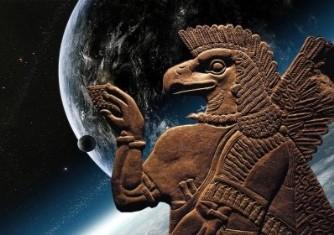 """Din secretele zeului Enki, posibilul """"creator"""" al oamenilor"""