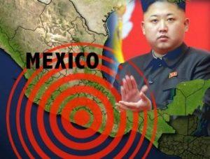 Recentele cutremure devastatoare din Mexic au fost cauzate de detonarea unor bombe nucleare subterane de către Coreea de Nord?