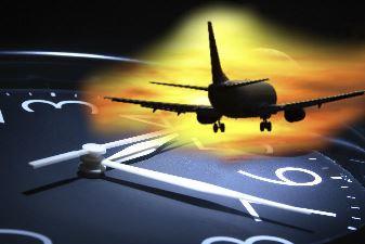 Un avion dispărut a reapărut în mod miraculos 10 minute mai târziu! Ceasurile tuturor pasagerilor au rămas cu 10 minute în urmă...