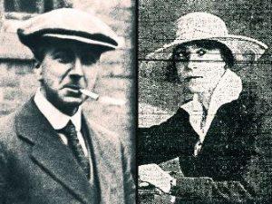 Misterioasa crimă dublă şi legătura ei cu un posibil asasin călător în timp