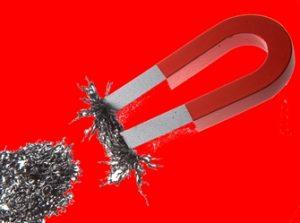 Magnetismul - o forţă întunecată? Câteva lucruri din istoria fascinantă a magnetului