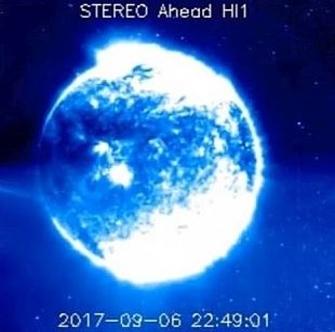 """E uluitor ce-a putut surprinde satelitul NASA STEREO: o posibilă """"planetă holografică"""" lângă Soare"""