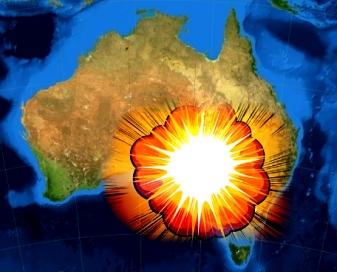 Australia de Sud a fost zguduită de zgomote şi cutremurături puternice pe care oamenii de ştiinţă nu reuşesc să le explice