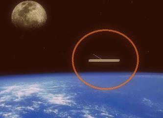 Obiecte extraterestre incredibile fotografiate de astronauţi în timpul misiunilor spaţiale