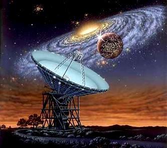Astronomii au găsit semnale radio misterioase provenite de la o galaxie aflată la 3 miliarde de ani-lumină