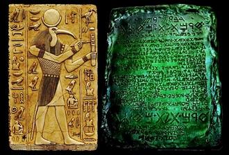 Tăbliţele de smarald ale lui Thoth ne dezvăluie adevărul despre creaturile care trăiau în Atlantida şi care, poate, trăiesc şi astăzi printre noi...