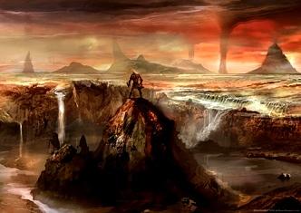 Lumea subterană a Pământului este reală, iar oamenii de ştiinţă tocmai au reprezentat-o cartografic