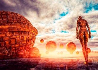 Extratereştrii avansaţi sunt, de fapt, roboţi nemuritori şi au miliarde de ani vechime