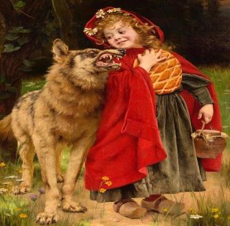 """""""Scufiţa Roşie"""" - o binecunoscută poveste pentru copii - are cel puţin 3.000 de ani vechime"""