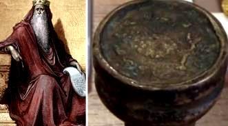 """Poliţia turcă a descoperit în casa unui contrabandist un artefact biblic incredibil - """"Sigiliul lui Solomon"""" - care ar deţine puteri magice"""