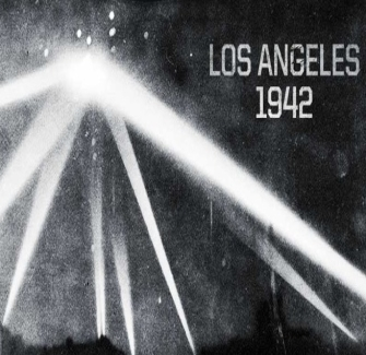 """Iată filmarea video originală a """"bătăliei de la Los Angeles"""", când un OZN a fost """"torpilat"""" de Armata Americană"""