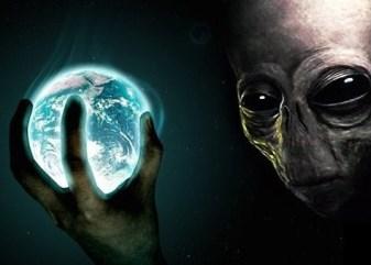 Este planeta noastră exploatată în secret de fiinţe de pe alte galaxii sau sisteme solare? De asta poluarea nebună de pe Terra?