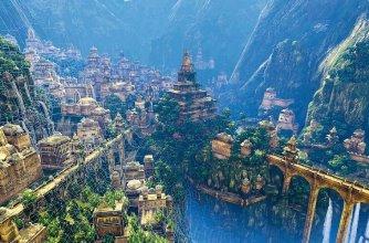 Legenda Shambalei: o împărăţie care există în interiorul nostru