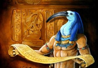 """Faimoasa """"Carte a lui Toth"""" are secretul puterii nelimitate"""
