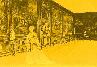 Sângerosul rege Henric al VIII-lea şi spectrele misterioase din palatul Hampton Court din Londra
