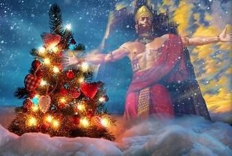 Un secret bine păstrat: Bradul de Crăciun este simbolul copacului zeului-extraterestru Nimrod din vechime